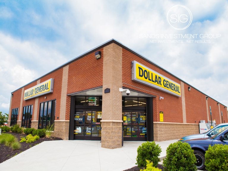 Close of Escrow: Dollar General in Cleveland, OH
