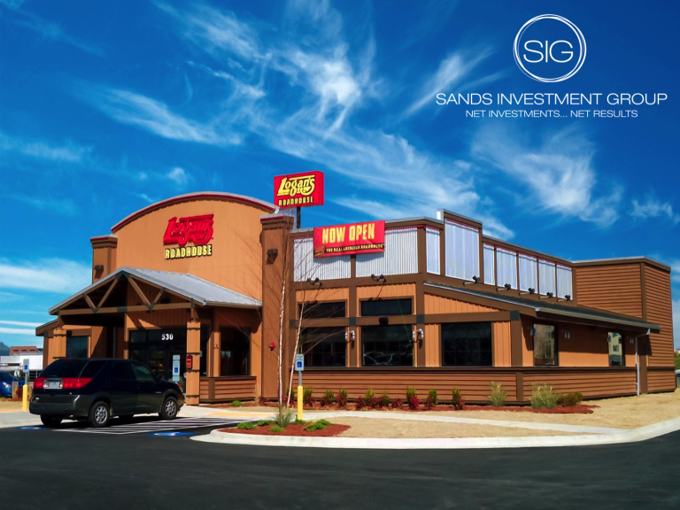 Close of Escrow: Logan's Roadhouse in Rogers, AR