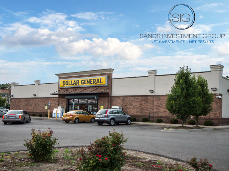 Close of Escrow: Dollar General in Toledo, OH