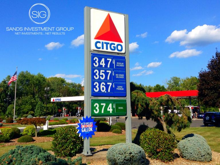 Close of Escrow: Citgo in Pine Mountain, GA