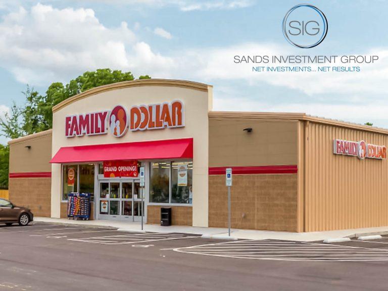 Close of Escrow: Family Dollar in San Antonio, TX