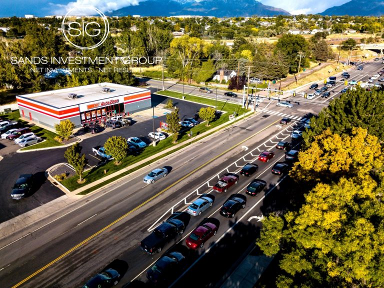 Close of Escrow: AutoZone in Clearfield, UT