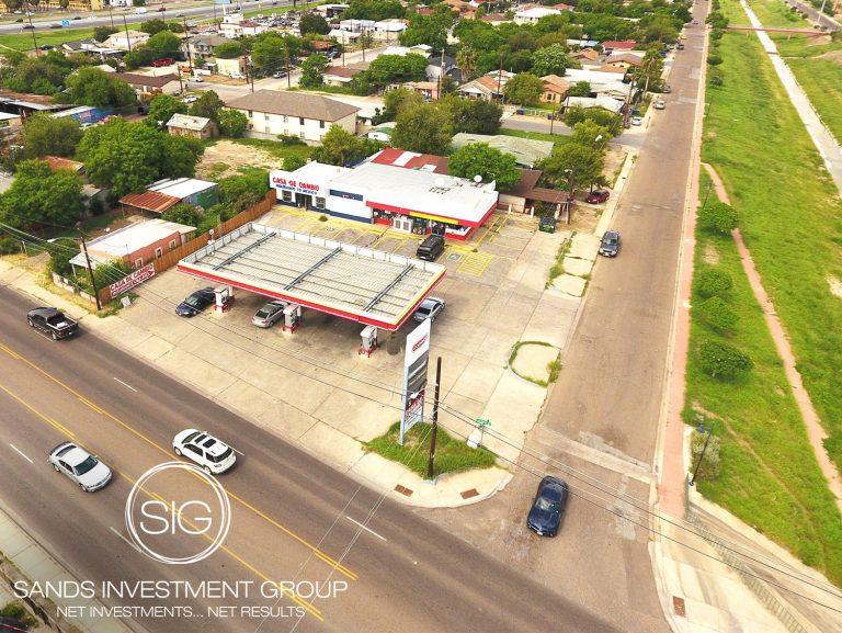 Close of Escrow: Circle K in Laredo, TX