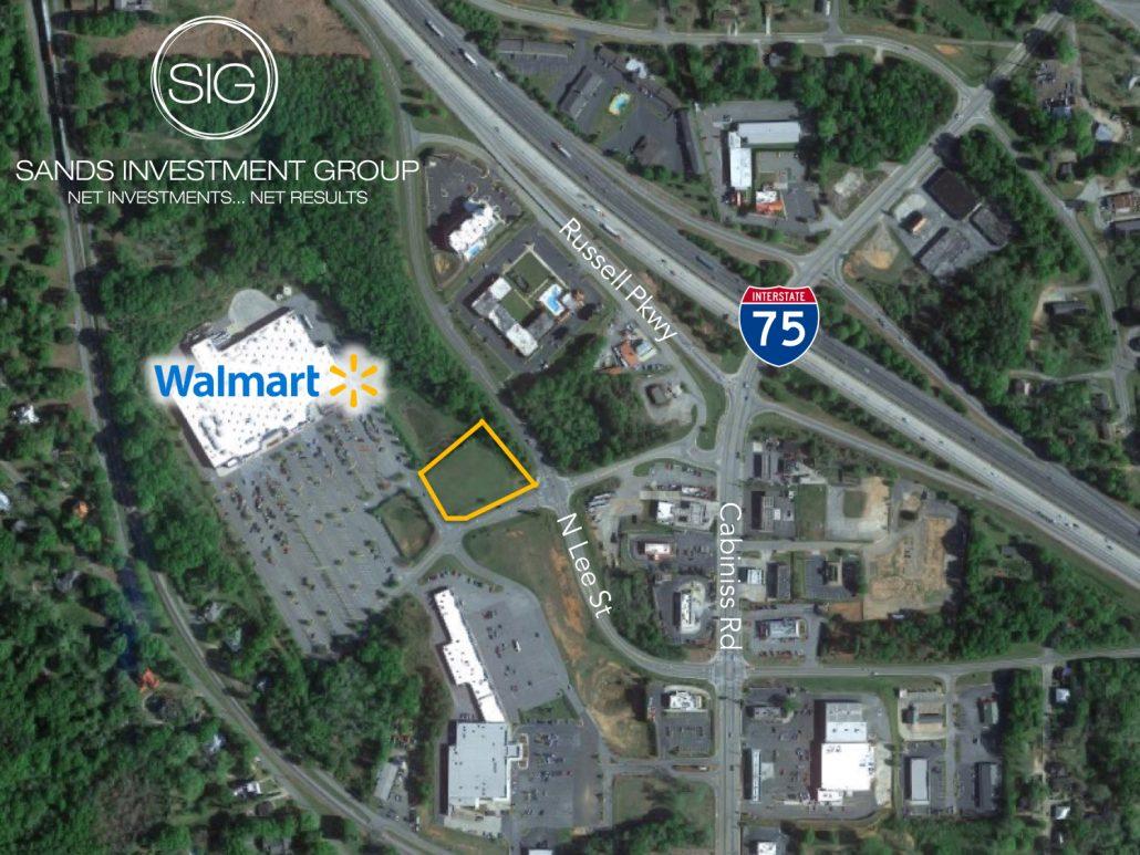 Walmart Outparcel | Forsyth, GA