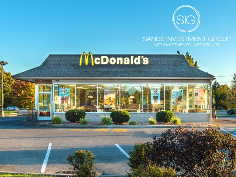 Close of Escrow: McDonald's in Rochester, NY