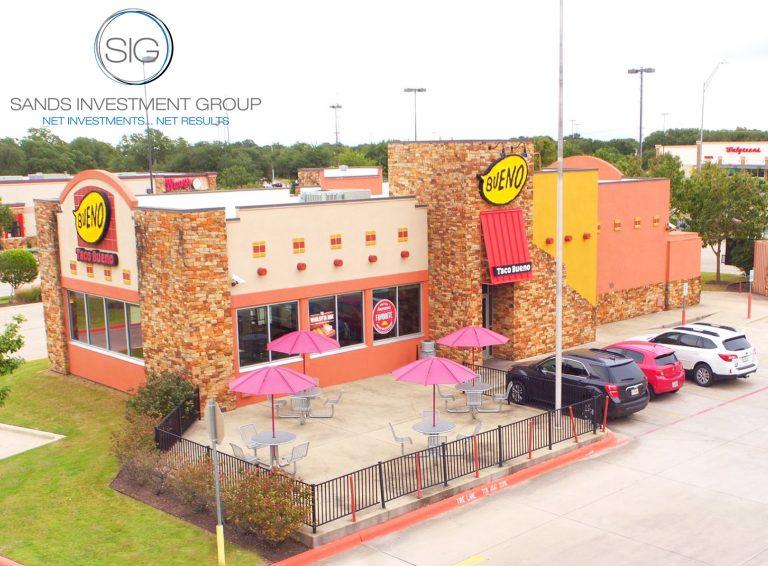 Close of Escrow: Taco Bueno in Austin, TX