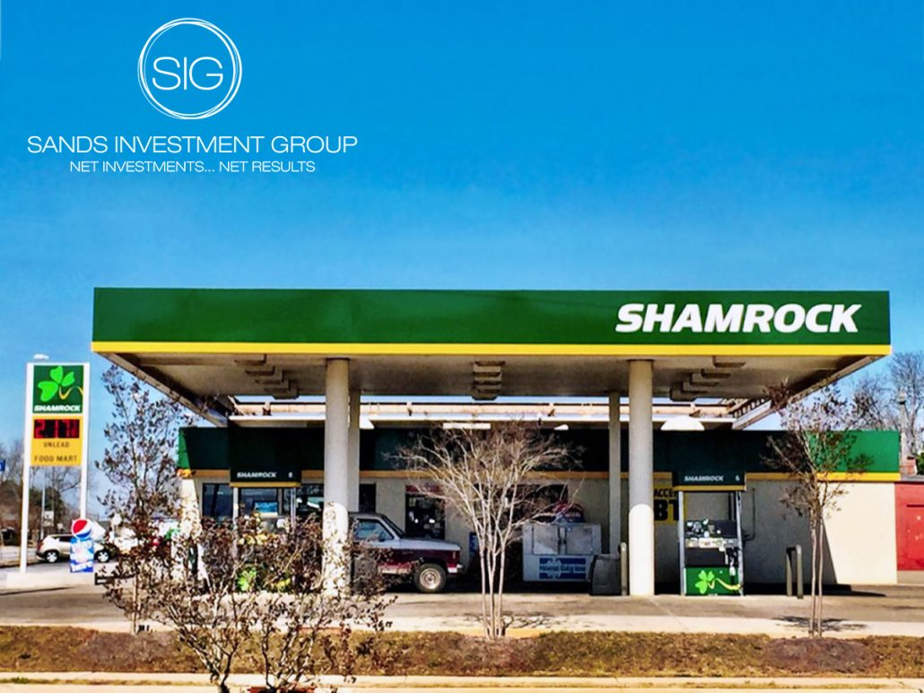 Shamrock Gas Station | Thomaston, GA