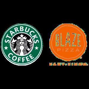Starbucks & Blaze Pizza | Boca Raton, FL