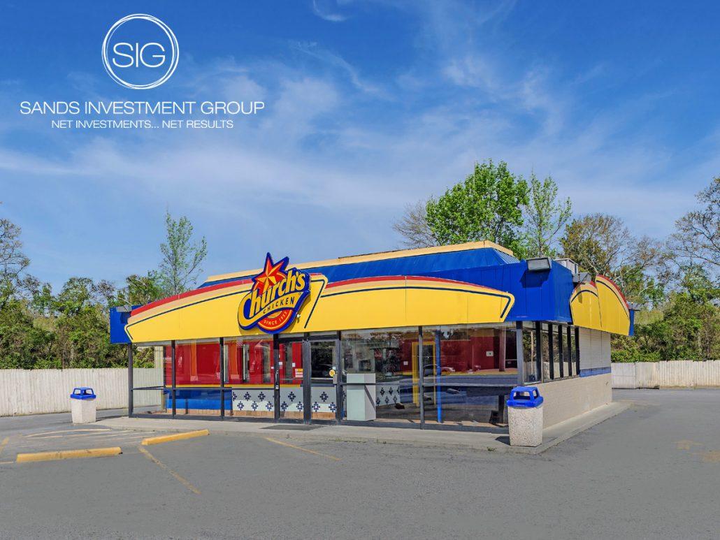 Former Church's Chicken | Milledgeville | Augusta, GA