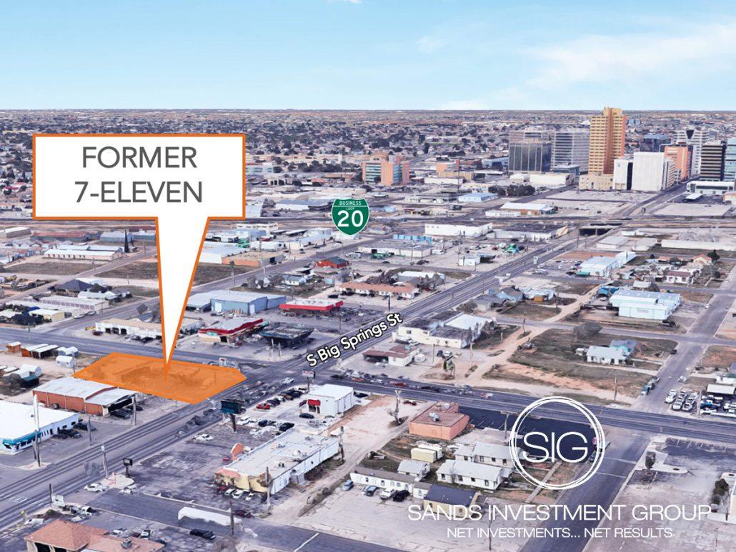 Former 7-Eleven | Midland, TX