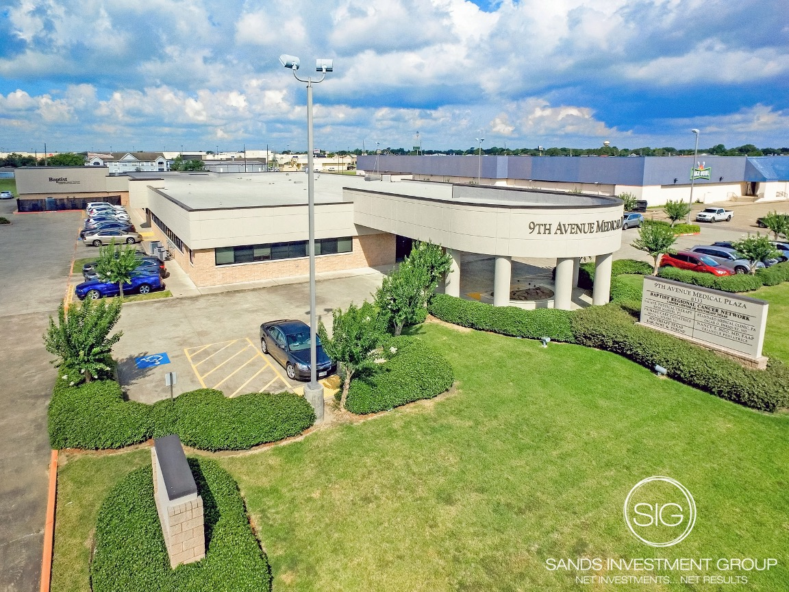 9th Avenue Medical Plaza | Port Arthur, TX