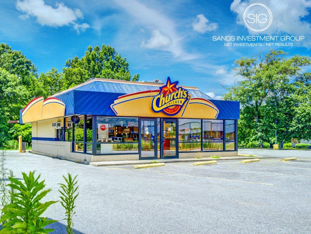 Former Church's Chicken | Anderson, SC