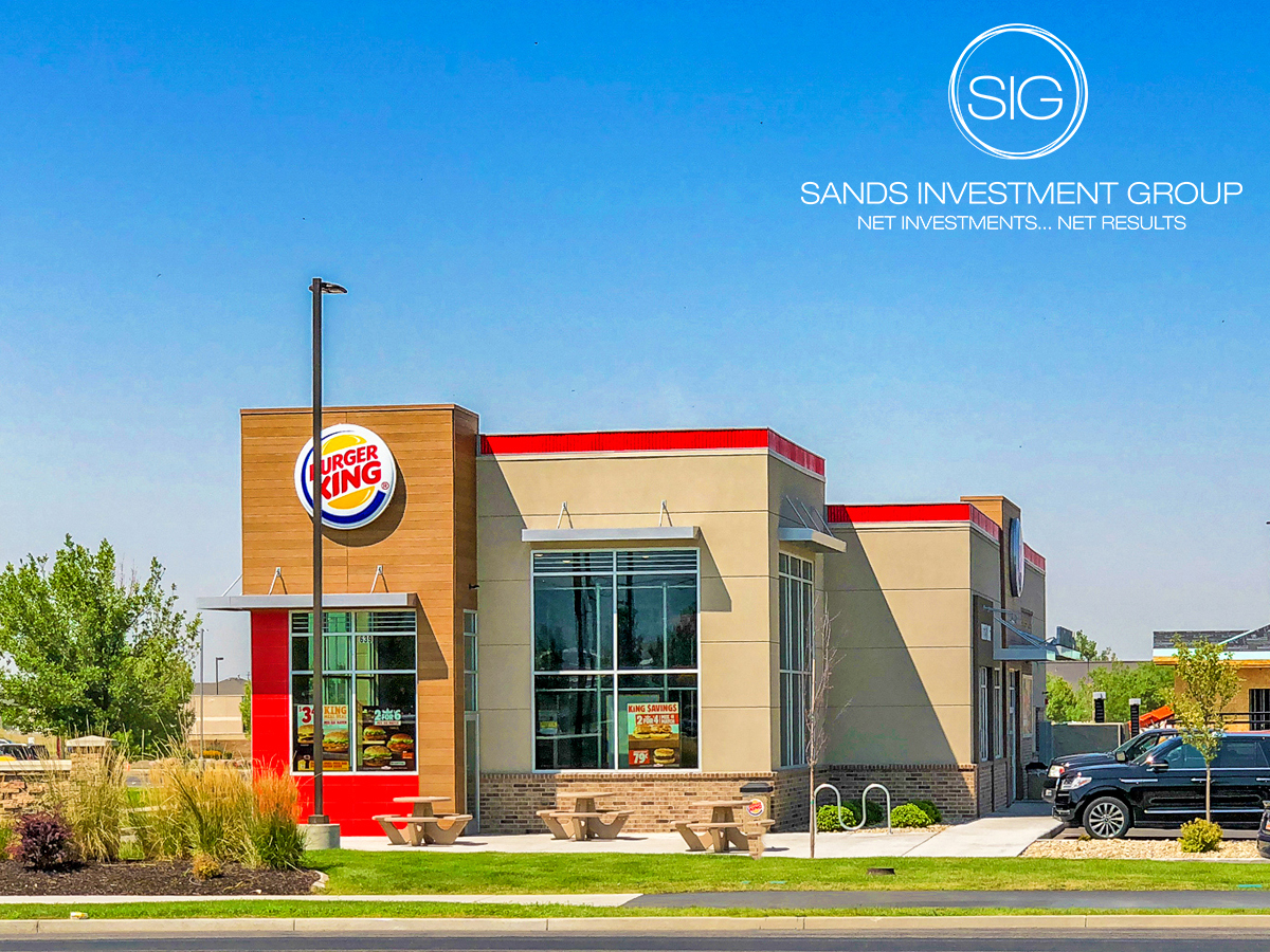 Burger King | North Salt Lake, UT
