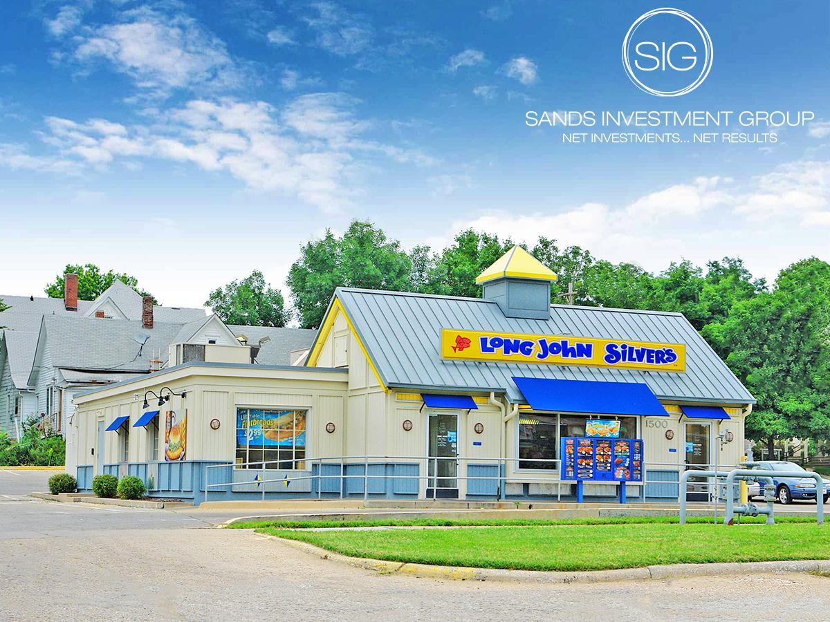 Long John Silver's | 6th Ave | Topeka, KS