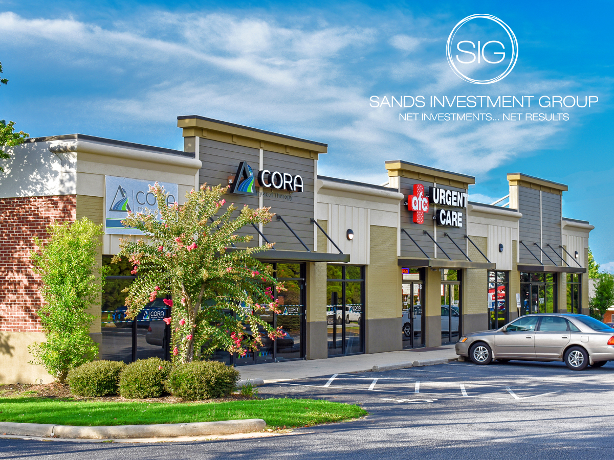 Shoppes at 72 Bypass | Greenwood, SC