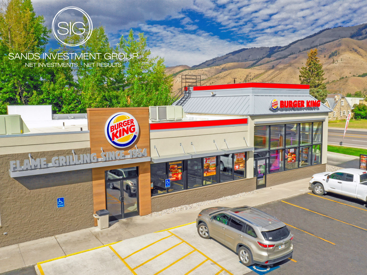 Burger King | Afton, WY