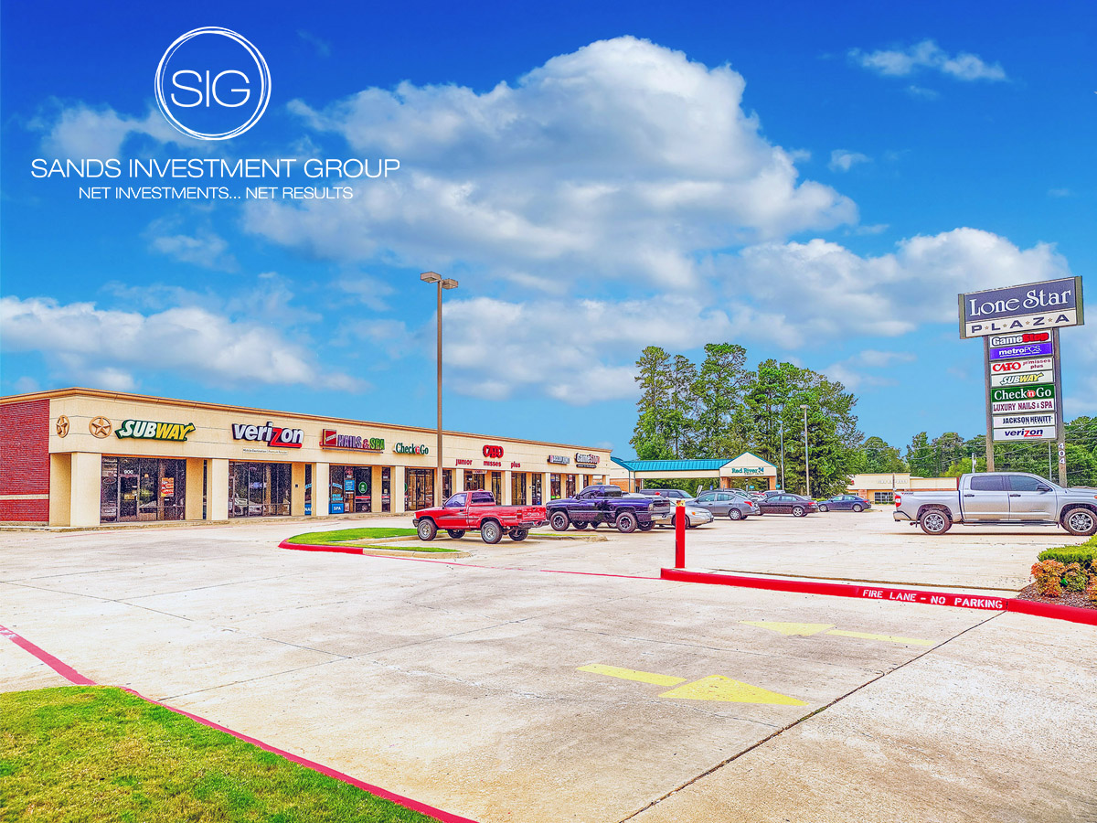 Lone Star Plaza | Texarkana, TX
