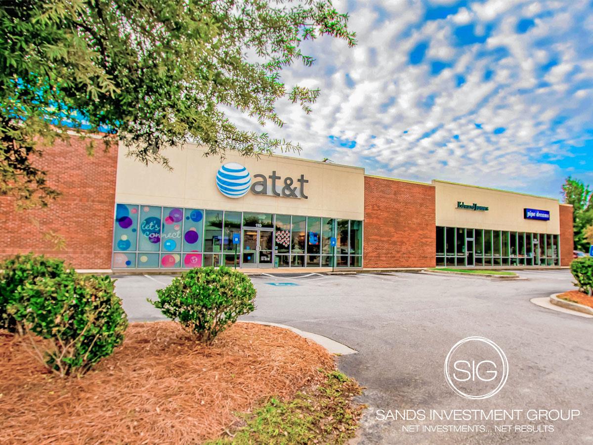 AT&T Strip Center | Aiken, SC