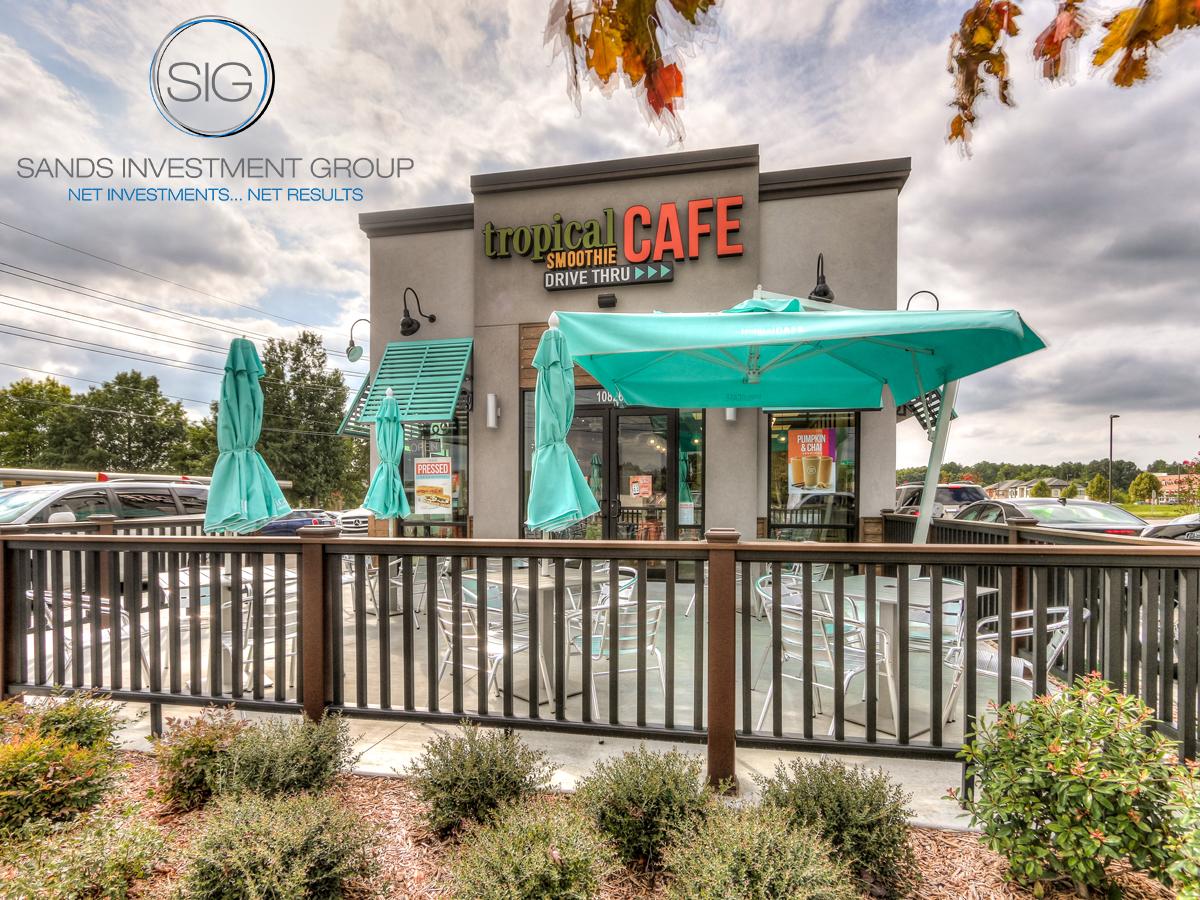 Tropical Smoothie Cafe | Tulsa, OK