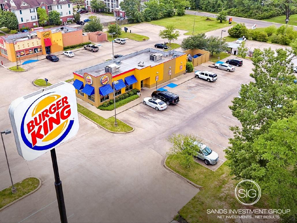 Burger King | Lufkin, TX