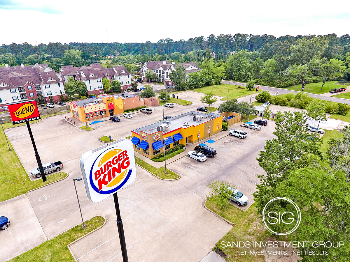 Burger King | Lufkin, TX