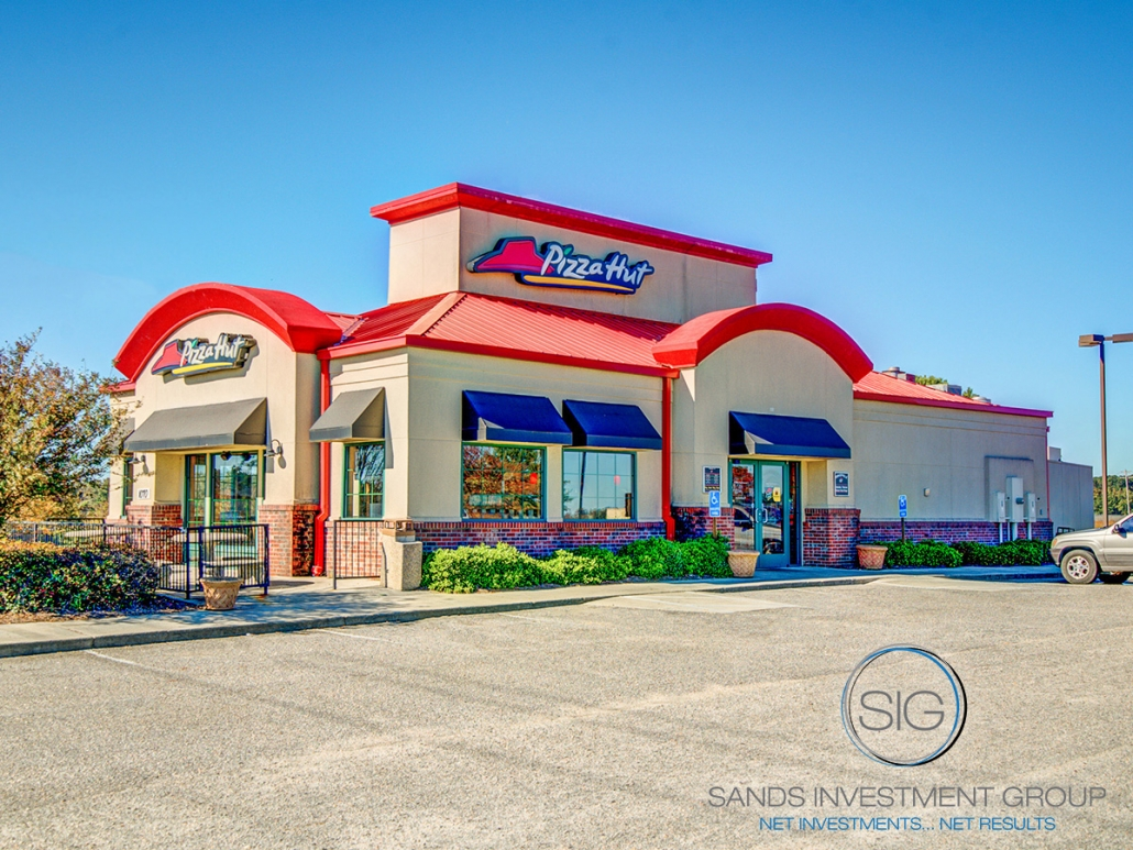Pizza Hut WingStreet | Bishopville, SC