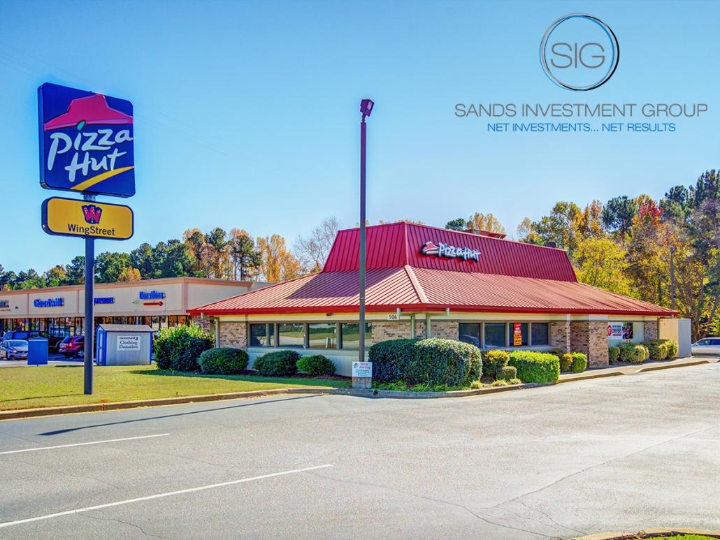 Pizza Hut WingStreet | Laurens, SC