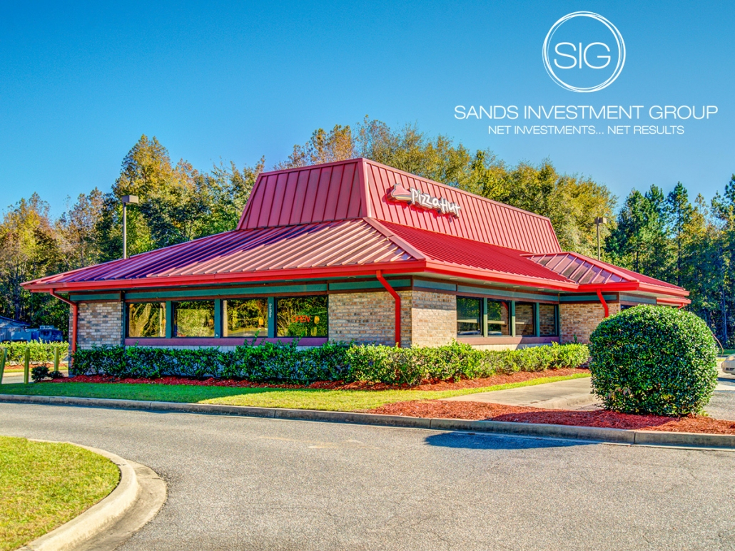 Pizza Hut WingStreet | St. George, SC