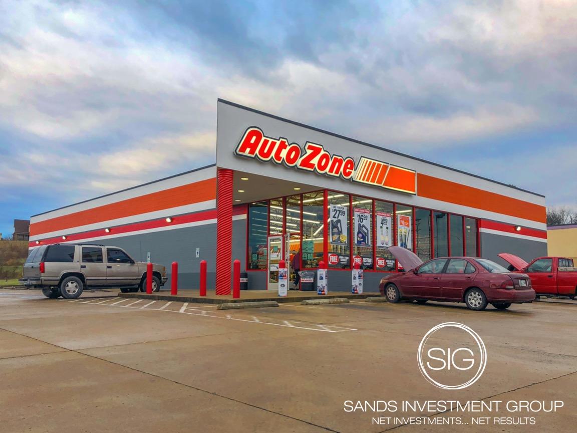 AutoZone | Woodbury, TN