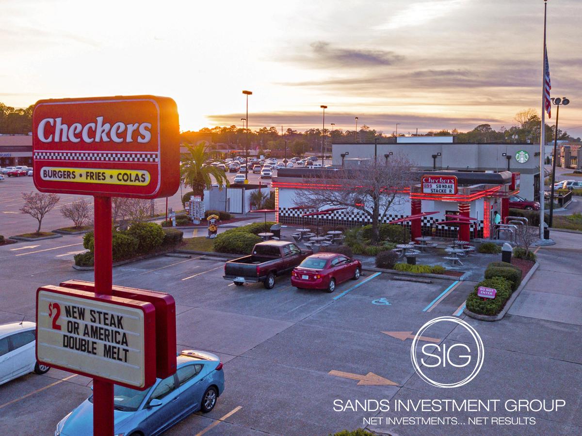 Checkers | Ocean Springs, MS