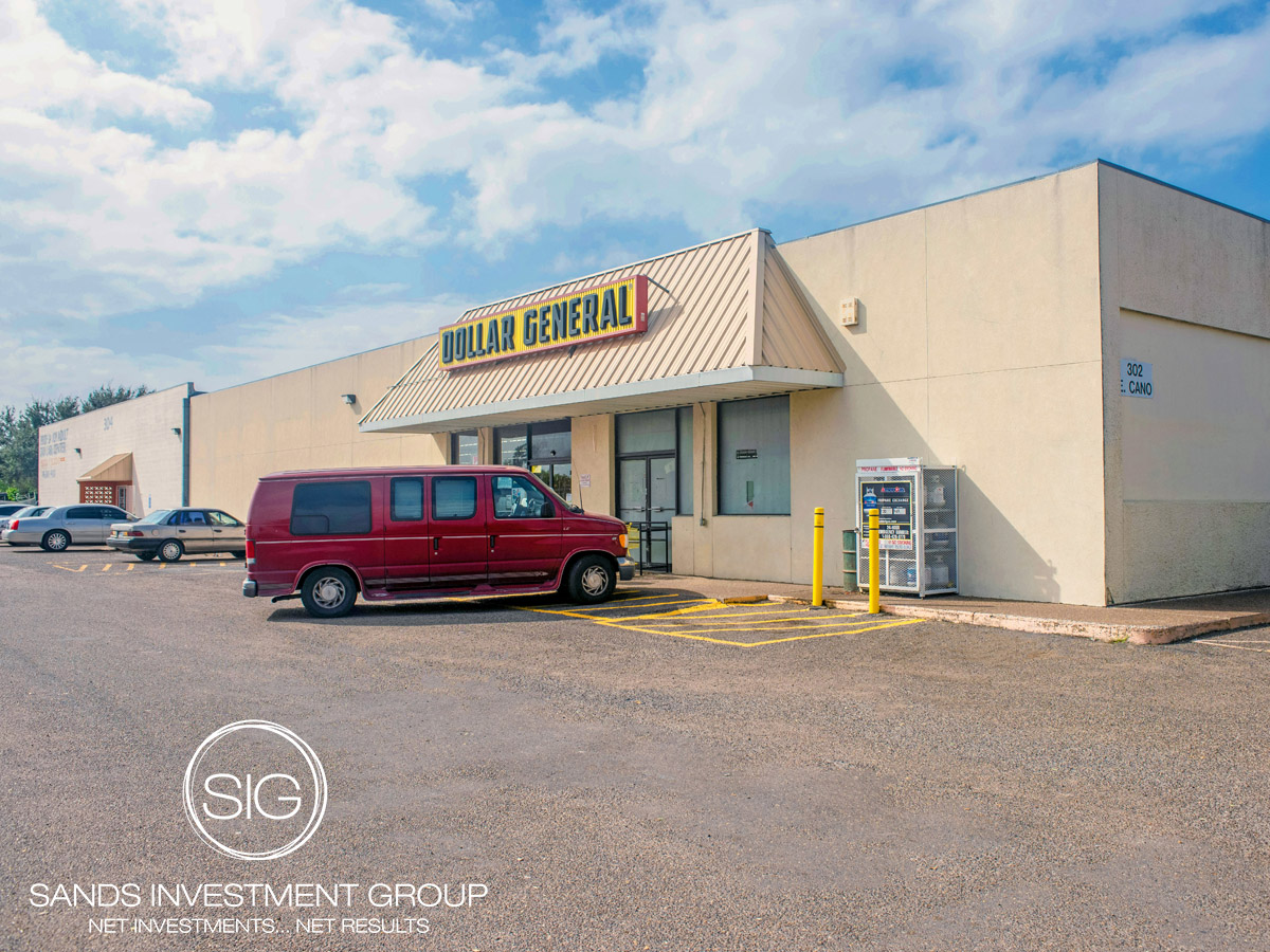 Dollar General Anchored Center | Edinburg, TX