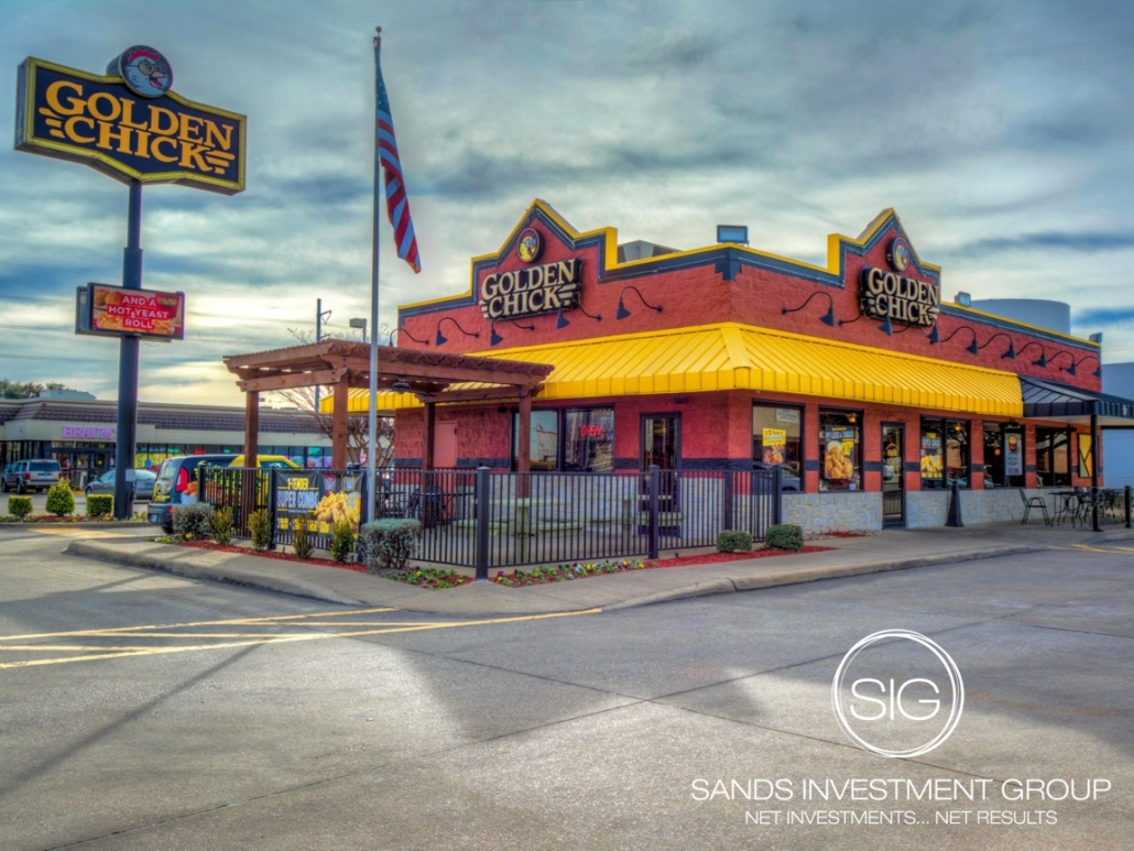 Golden Chick | Dallas, TX
