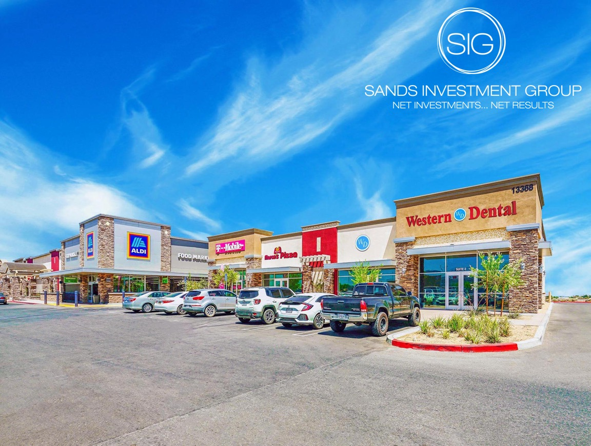 Escondido Plaza Shoppes | Hesperia, CA