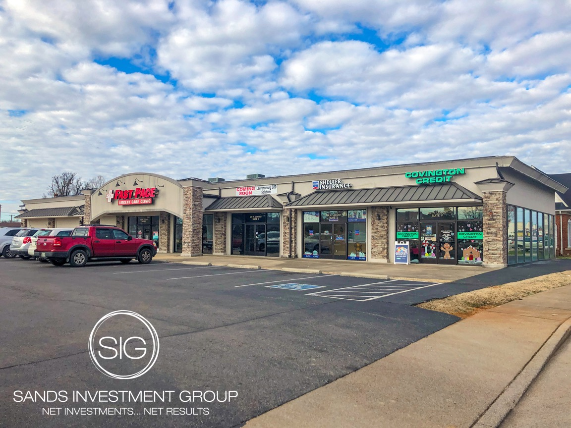 Fast Pace Multi-Tenant Center | Lawrenceburg, TN