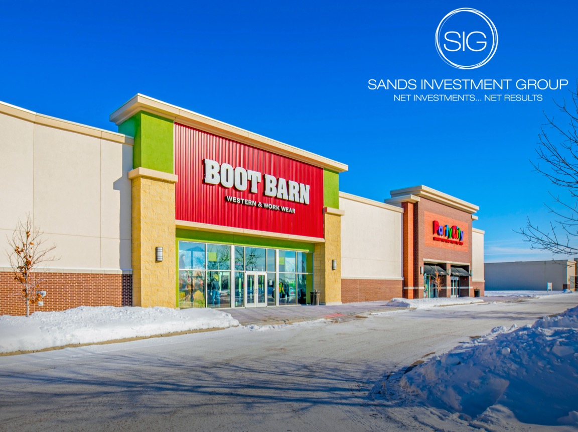Boot Barn & Party City | Council Bluffs, IA