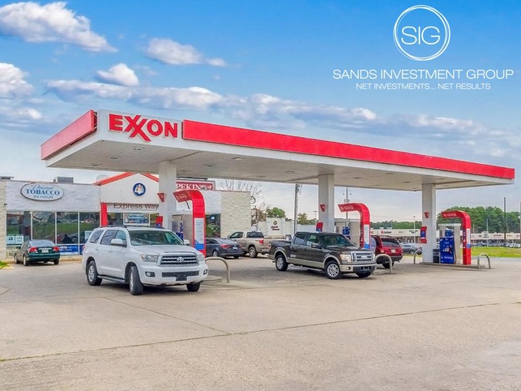 Exxon | Ruston, LA
