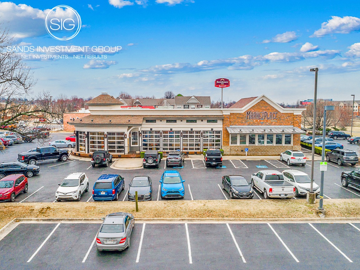 MarketPlace Grill | Springdale, AR