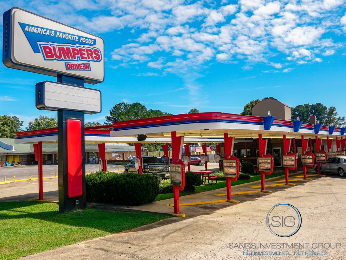 Bumpers Drive-In | Prentiss, MS
