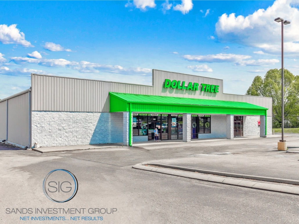 Dollar Tree Anchored Center | Dalton, GA