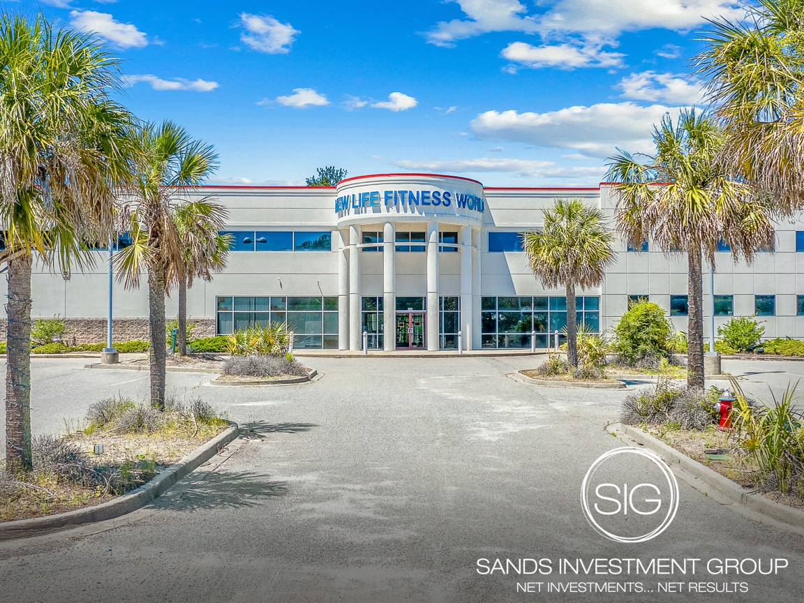 Former New Life Fitness World | Columbia, SC