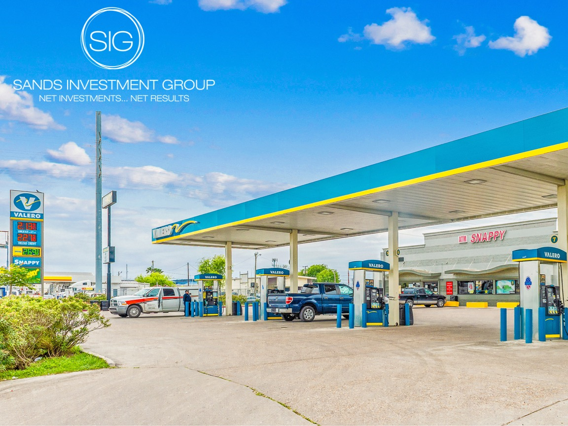 Valero Absolute NNN Lease Convenience Store Corpus Christi Texas