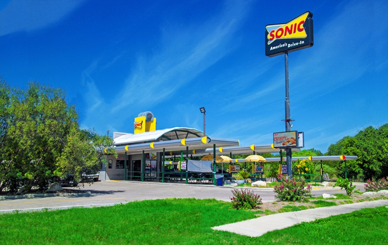 SIG Sells Sonic Restaurant For $125,000 Above List Price