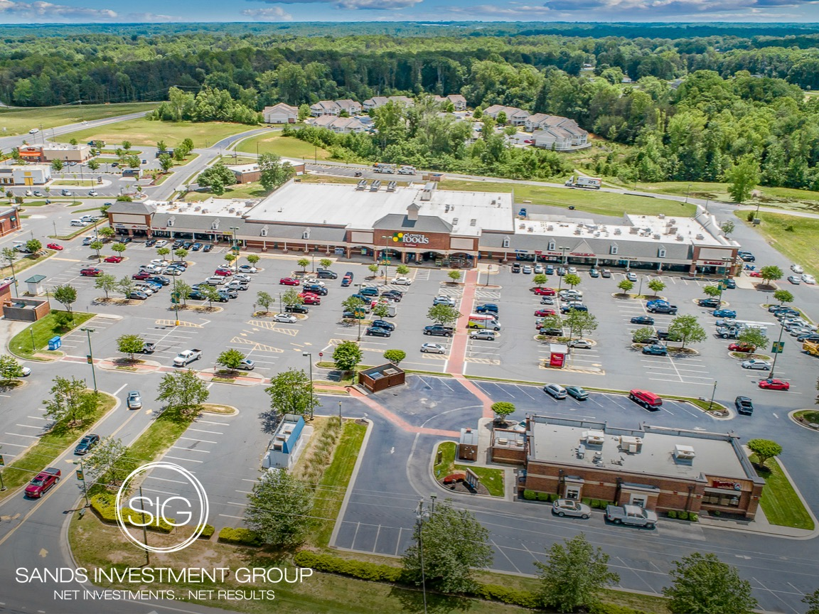 Walkertown Commons | Walkertown, NC