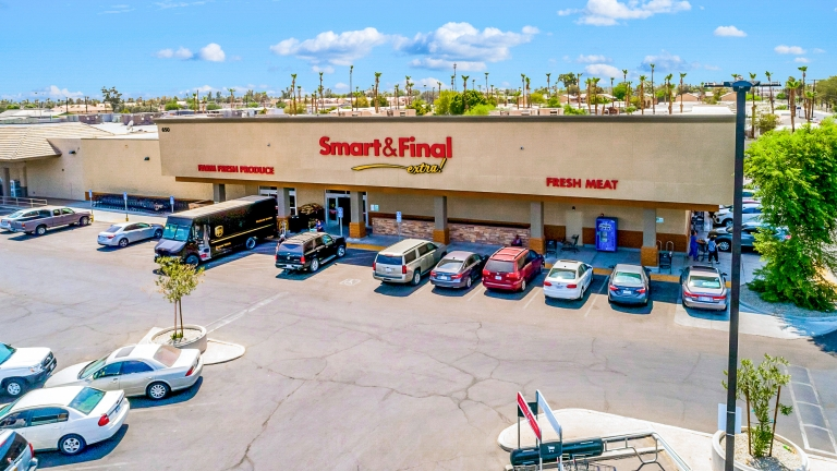 SIG Brings in Buyer Quickly for Challenging Grocery Store Property in El Centro, CA