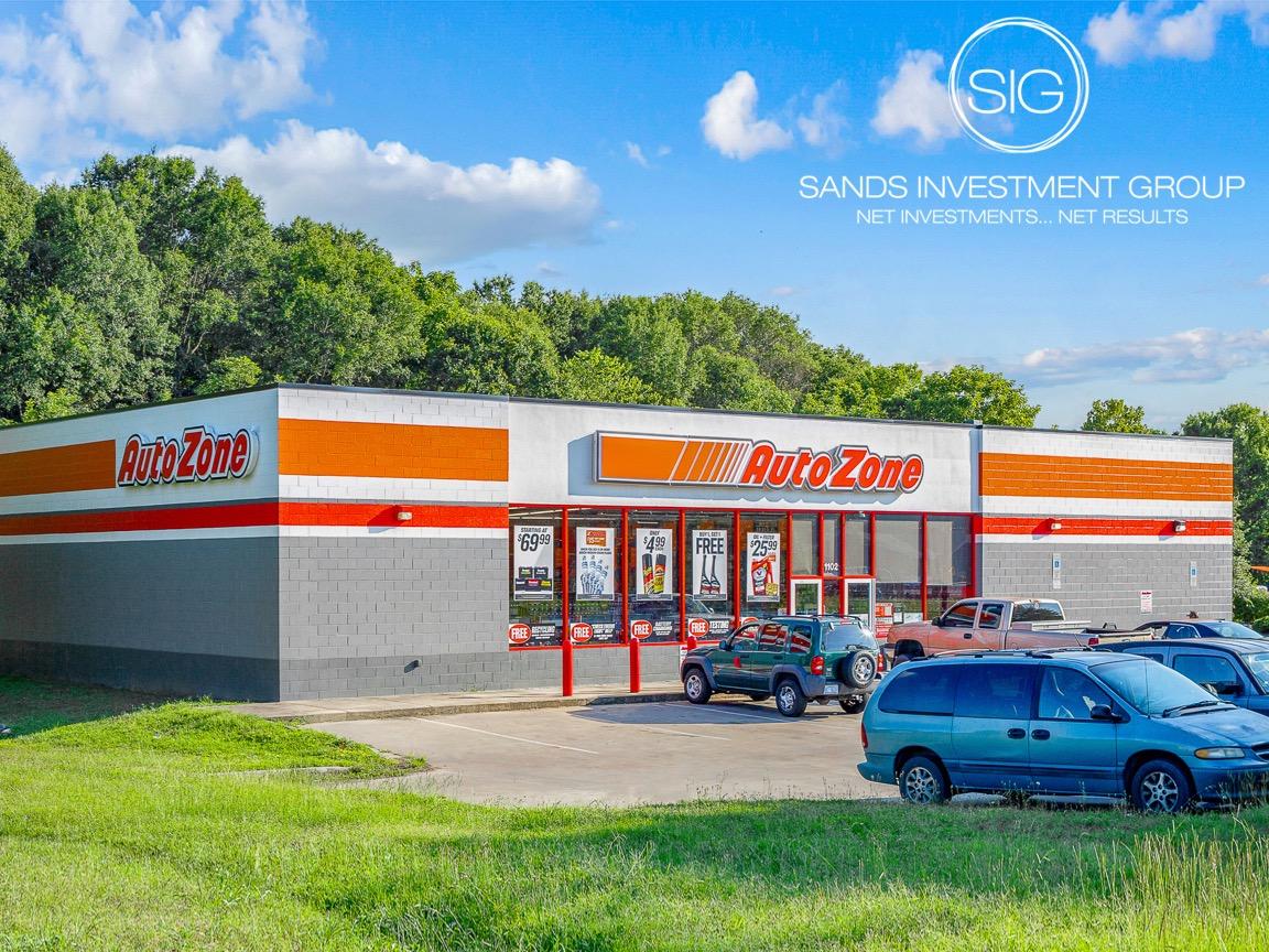 AutoZone | Cherryville, NC