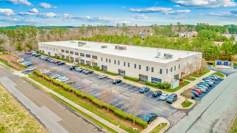 Sands Investment Group Increases Growth Into Industrial-Office Sector With Flex Building Closing in North Carolina's Research Triangle Region