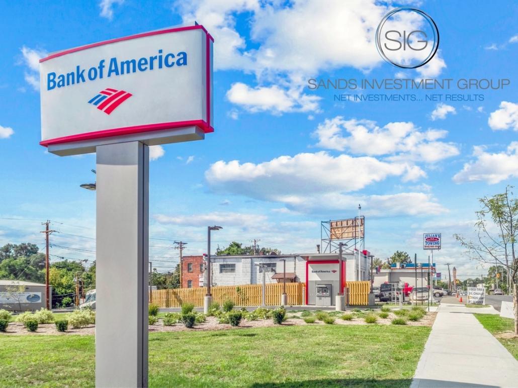 Bank of America ATM   Newburgh, NY