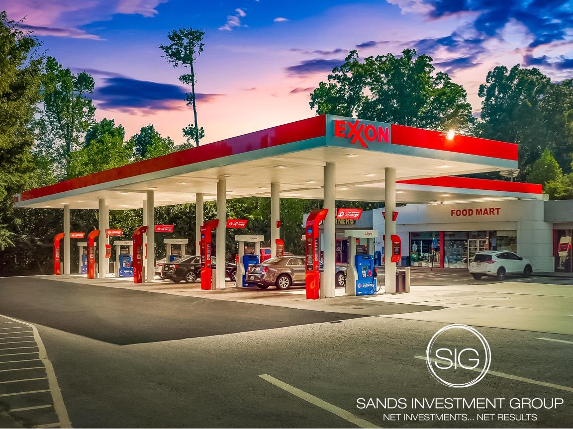 Exxon | Rex, GA