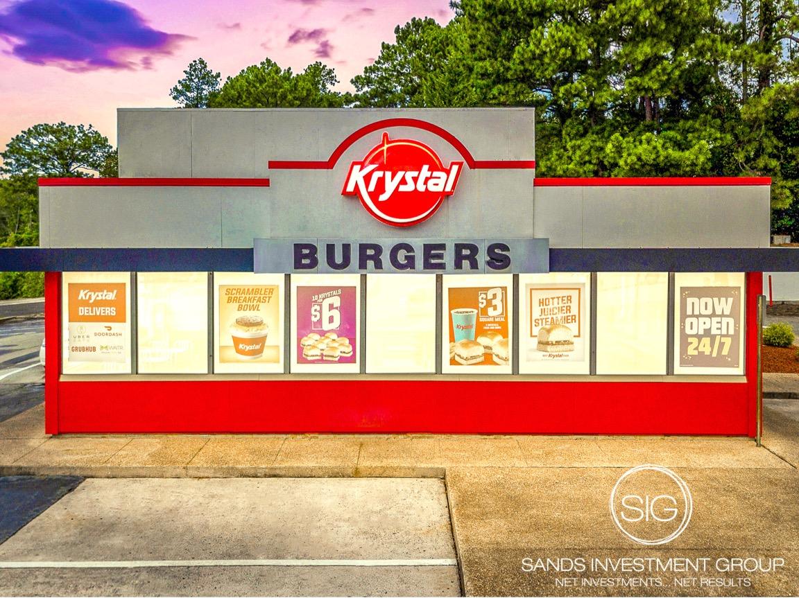 Krystal | Atlanta, GA