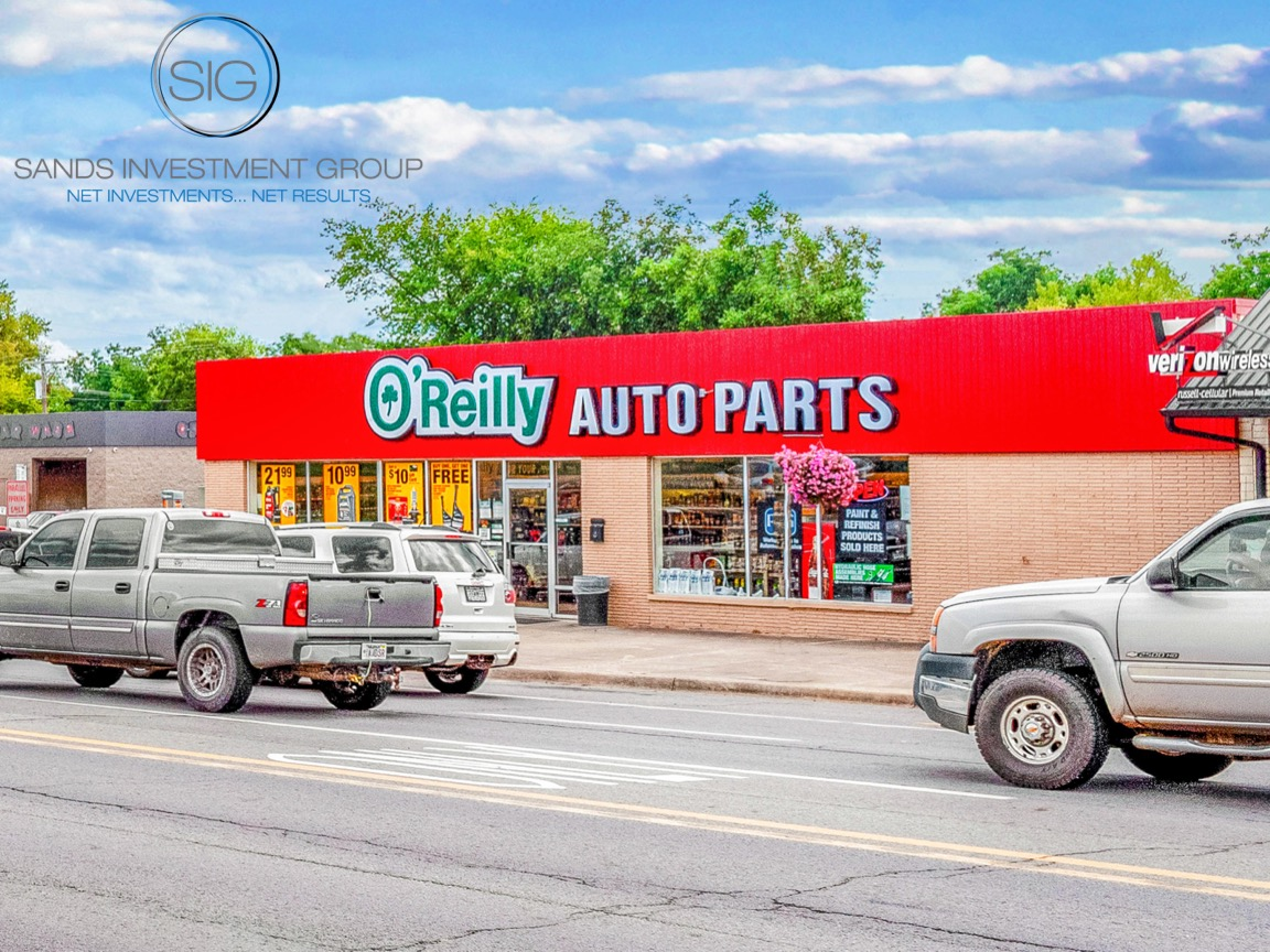 O'Reilly Auto Parts | Booneville, AR